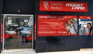 Centro Médico en ESPAÑA Assistcard